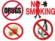 Вредные привычки курение алкоголизм и наркомания Вредные привычки