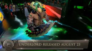 underlord coming to dota 2 on 23 august pc invasion