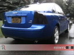 Volvo S40 Lights Amazon Com Rtint Tail Light Tint Covers For Volvo S40 2006