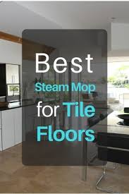 what is the best steam mop for tile floors for the money