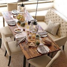 dining table elton settee right now it s my sofa when i move into a bigger e i m totally doing this