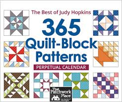 5 instant gifts for quilters: quilt calendars - Stitch This! The ... & 365 Quilt-Block Patterns Perpetual Calendar Adamdwight.com