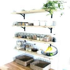 inch deep shelving unit shelves wall cabinet cm floating shelf wood wire 12 3