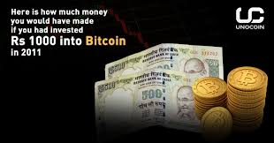 By late 2012, bitcoin had jumped to $13.54 each. Here Is How Much Money You Would Have Made If You Had Invested Rs 1000 Into Bitcoin In 2011 By Unocoin Unocoin S Blog