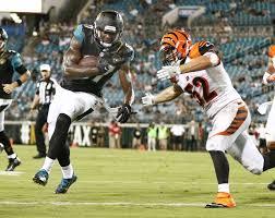 Jacksonville Jaguars Vs Cincinnati Bengals Studs From The Game