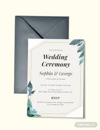 wedding invitation design templates 47 wedding invitation design templates psd ai word free