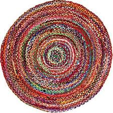 interior large braided rug rugs ishka typical round superb 4 round braided rugs