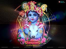Lord Krishna Childhood HD Wallpapers ...