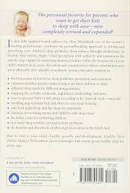 Healthy Sleep Habits Happy Child Sleep Chart Healthy Sleep Habits Happy Child 4th Edition A Step By