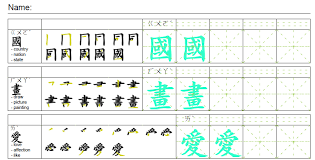 This article represents phonetic values using the international phonetic alphabet (ipa), noting correspondences chiefly with the pinyin system for transcription of chinese text. Read And Write Chinese Characters ȯ»å†™æ±‰å­— Å­¦ä¸­æ–‡