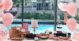10 Places To Get Dessert Tables In Singapore For Ig Worthy Birthday