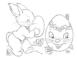 2 coloring pages prints on 8 1/2 x 11 paper. 9 Places For Free Printable Easter Egg Coloring Pages