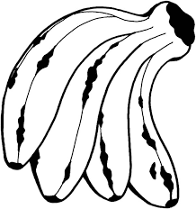 Small Picture Banana coloring pages 7 Nice Coloring Pages for Kids