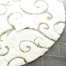 semi circular rug round 5 ft x area rugs photo circle hearth best canada half for kit