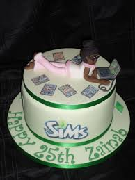Cake For A Huge Sims Fan Love It In 2019 Cake Birthday Cake