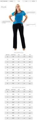 25 Best Plus Size Charts Images Size Chart Plus Size Chart