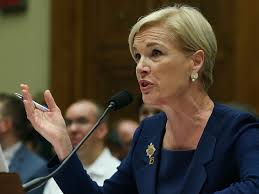 Image result for cecile richards planned parenthood congress
