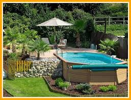 small garden ideas with pool the best above ground swimming decks backyard pool designs92 designs
