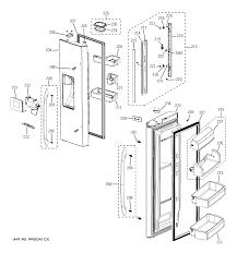 ge bottom mount refrigerator parts model pfsspkwass sears ge bottom mount refrigerator parts model pfss6pkwass sears partsdirect