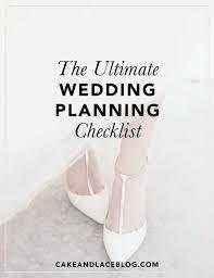 bridal checklist the ultimate wedding planning checklist cake lace wedding blog