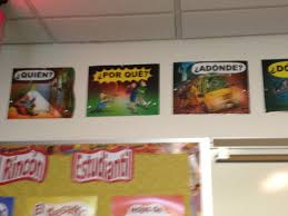 Decorating Room With Posters Back To School Decorating Truquitos Chcveres Para La Clase De