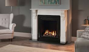 nuffield carrara marble mantel and dl800 gas fire
