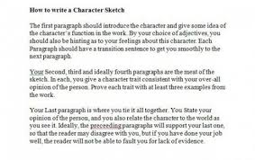 character sketch example character sketch priscilla lammeter gcse  character sketch essay about a dog thesis documentation for