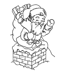 Small Picture 60 Best Santa Templates Shapes Crafts Colouring Pages Free