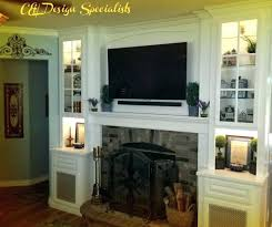 built in entertainment custom cabinets around your fireplace custom built in wall units entertainment centers custom