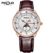 us 62 50 weide popular brand steel simple watches men luxury us 102 80 ailuo sapphire moon phase luxury watch men women genuine leather strap casual sport