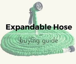 best expandable water garden hose reviews