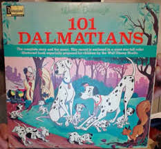 walt disney 101 dalmatians in story and song