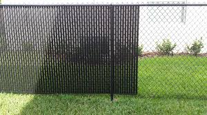 chain link fence bamboo slats. Chain Link Fence With Aluminum Blinds - Hľadať Googlom. Casa Verde Privacy Slats Bamboo I