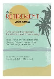 retirement flyer template free retirement party template rome fontanacountryinn com