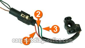 part 1 throttle position sensor tps test ford 5 0l 5 8l throttle position sensor tps test ford 5 0l 5 8l