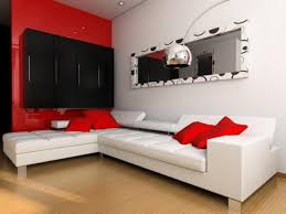modern bedroom black and red. Baby Nursery: Outstanding Red Room Design Ideas And White Modern Bedroom Living Wall Decor Black Y