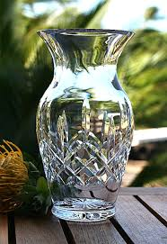 waterford crystal lismore bouquet 8 waterford lismore vase a86