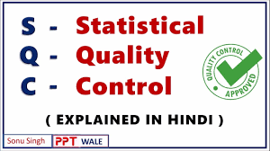 Theory Of Control Charts Ppt Sqc In Hindi Statistical Quality Control Production Operation Management Bba Mba Btech Ppt