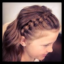 lace braid headband cute s hairstyles