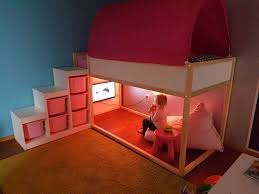 ikea childrens bedroom furniture. Unfinished Childrens Bedroom Furniture Awesome Scheme Playroom Ikea Kura  Bedtent Trofast Beanbag Hack Ikea Childrens Bedroom Furniture