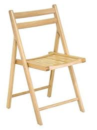 set of 4 folding chairs. winsome wood folding chair, natural, set of 4 chairs a