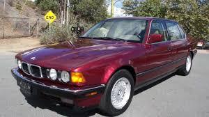 1994 BMW 740IL 94 50k mile E38 750iL 740i 740 i il E32 - YouTube