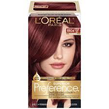L Or Al Paris Superior Preference Permanent Hair Color Rr 04