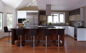 Modern Kitchen Island Stools Kitchen Kitchen Island Chairs With Open Plan Kitchen Area With