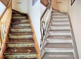 Das ist keine zauberei und recht einfach — wir zeigen ihnen, wie es funktioniert. Holztreppe Weiss Streichen Treppenhaus Renovieren 63 Ideen Zum Neuen Streichen
