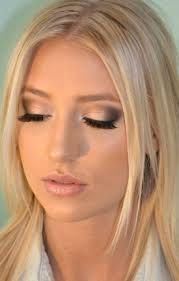 makeup for blondes with blue eyes google search short haircutstyles