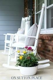 outdoor rocking chair cushions sale. even if you dont live in a farmhouse its easy sunbrella outdoor rocking chair cushions sale