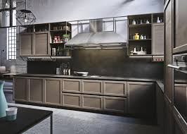 Frame Industrial Kitchen Hoods From Snaidero Architonic