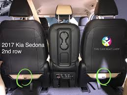 we expect that rear facing infant seat bases will also work nicely in 2c since 2c does not have a tether anchor it is not suitable for forward facing car
