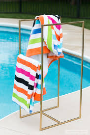 ideal rv outdoor heated towel rack how to make a diy side towel rack how to make a metal side towel rack outdoor towel rack